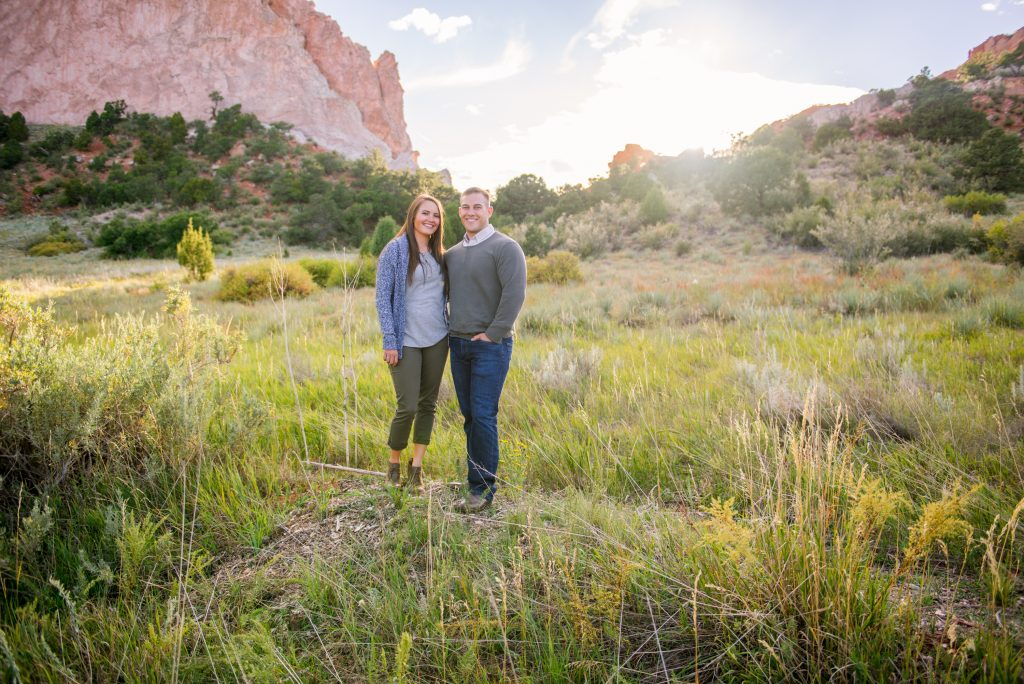 Colorado Springs Couples Session