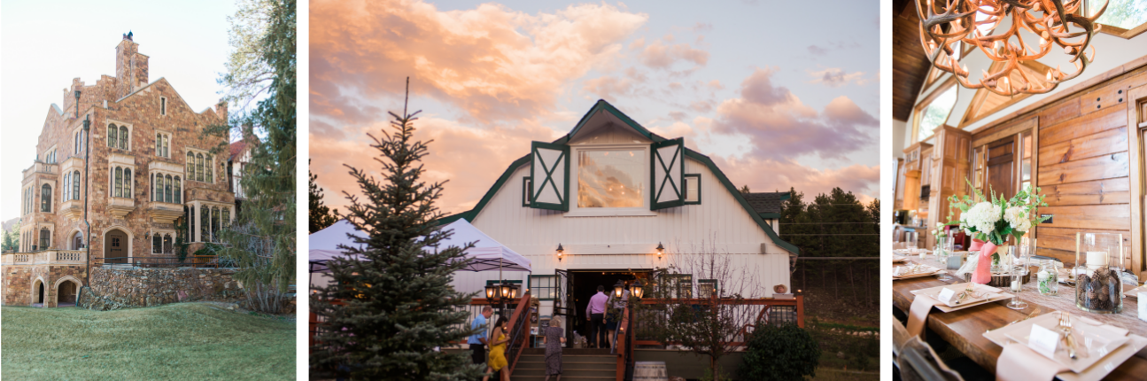 How to pick the perfect wedding venue, how to pick the best wedding venue, pretty colorado wedding venues