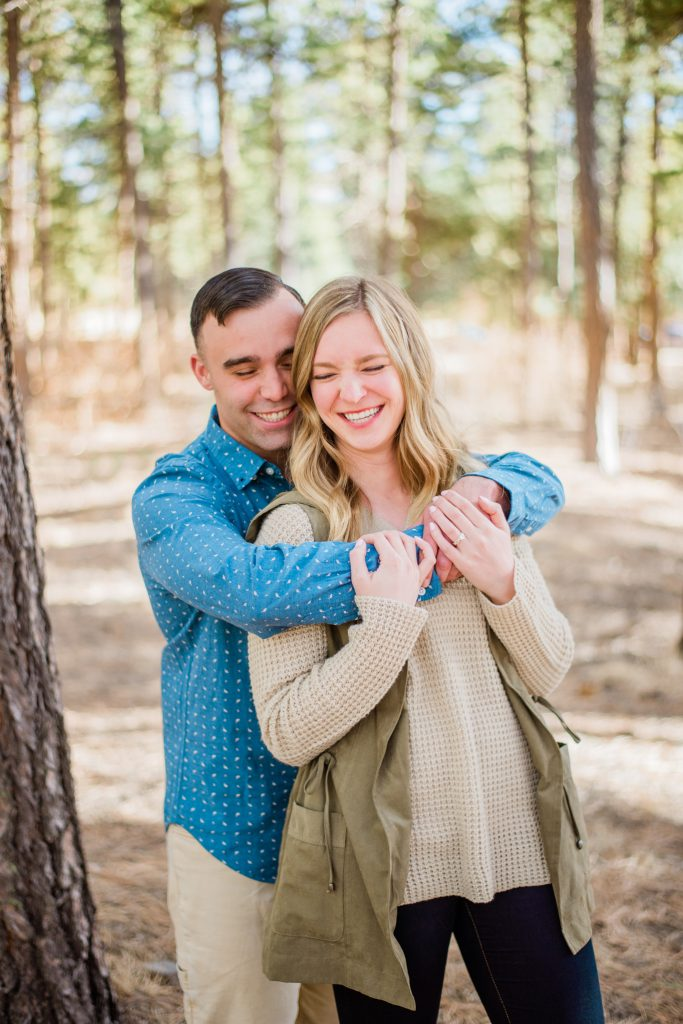 Fox Run Park Engagement Session