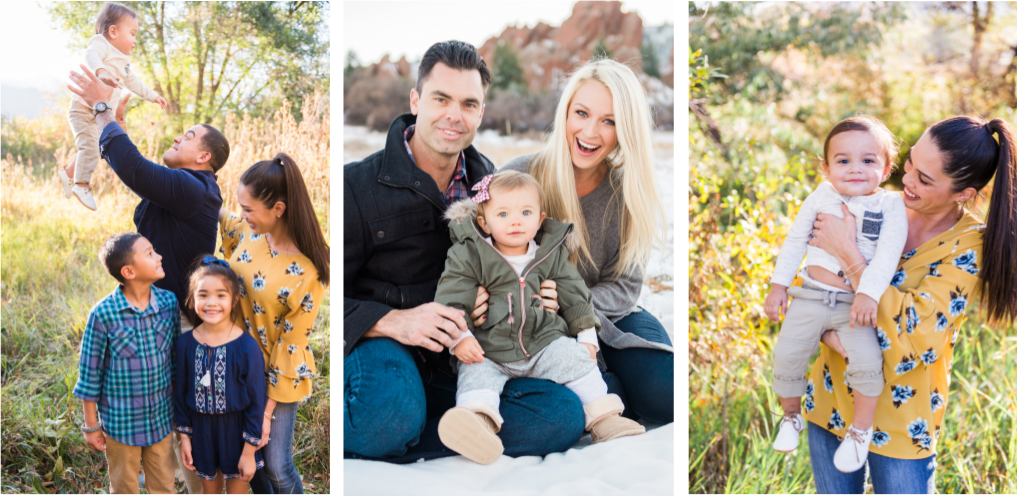 Bold and Vibrant Colorado Family Photographer